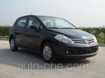 Nissan Tiida car DFL7161BB