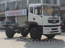 Shenyu special purpose vehicle chassis DFS5090GLJ