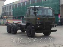 Shenyu special purpose vehicle chassis DFS5160GLJ2