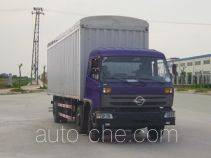 Shenyu soft top box van truck DFS5200XXBL