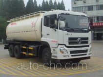 Dongfeng low-density bulk powder transport tank truck DFZ5250GFLA12