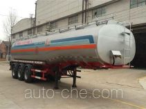 Dongfeng flammable liquid tank trailer DFZ9400GRY