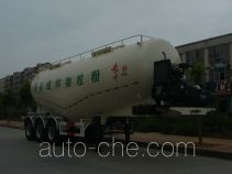 Dongfeng medium density bulk powder transport trailer DFZ9402GFL