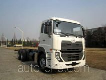Dongfeng Nissan Diesel truck chassis DND1250WA46