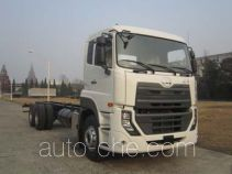 Dongfeng Nissan Diesel truck chassis DND1250WA56