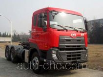 Dongfeng Nissan Diesel tractor unit DND4250WC34