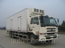 Dongfeng Nissan Diesel refrigerated truck DND5250XLCCWB459V