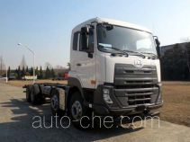Dongfeng Nissan Diesel special purpose vehicle chassis DND5410TZZGC56