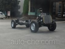 Dongfeng pickup truck chassis EQ1020FPJ4