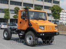 Dongfeng off-road vehicle chassis EQ2070FZ4DJ