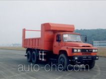 Dongfeng natural gas dump truck EQ3190FL