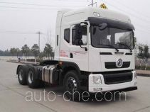 Dongfeng dangerous goods transport tractor unit EQ4250GZ5D2