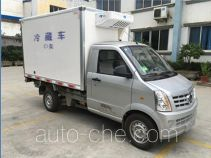 Dongfeng electric refrigerated truck EQ5020XLCPBEV