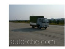 Dongfeng side curtain van truck EQ5040TCPG14D3AC