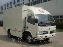 Dongfeng mobile stage van truck EQ5040XWT35D3AC