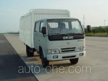 Dongfeng soft top variable capacity box van truck EQ5040XXYNR14D3A