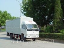 Dongfeng soft top variable capacity box van truck EQ5040XXYR14D3A