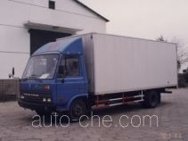 Dongfeng insulated box van truck EQ5061XXY40D4