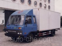 Dongfeng insulated box van truck EQ5061XXYG5D4