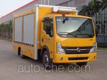 Dongfeng high flow emergency drainage and water supply vehicle EQ5070TPS4