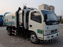 Dongfeng self-loading garbage truck EQ5070ZZZS5