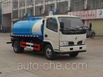 Dongfeng suction truck EQ5072GXEL