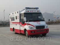 Dongfeng monitoring-type ambulance EQ5080XJHT