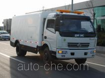 Dongfeng highway guardrail cleaner truck EQ5086TLQS9AD3