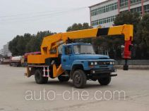 Dongfeng auger anchor truck EQ5100TDM
