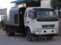 Dongfeng truck mounted concrete pump EQ5100THBT