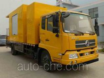 Dongfeng microwave pavement maintenance truck EQ5120TYHT