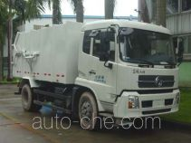 Dongfeng sealed garbage truck EQ5120ZLJ4