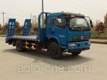 Dongfeng flatbed truck EQ5123TPBL