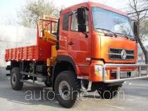 Dongfeng desert off-road truck mounted loader crane EQ5161TSM