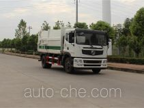 Dongfeng docking garbage compactor truck EQ5168ZDJL