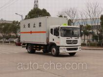 Dongfeng flammable gas transport van truck EQ5181XRQL9BDEACWXP