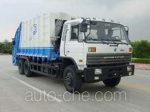 Dongfeng rear loading garbage compactor truck EQ5242ZYSS