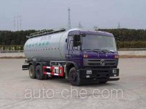 Dongfeng low-density bulk powder transport tank truck EQ5250GFLF