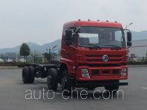 Dongfeng truck mounted loader crane chassis EQ5250JSQFVJ