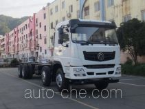 Dongfeng truck mounted loader crane chassis EQ5311JSQFVJ