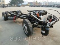 Dongfeng bus chassis EQ6548KX5AC1
