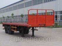 Dongfeng flatbed trailer EQ9240P