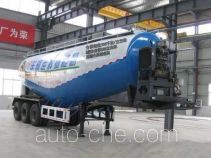 Dongfeng low-density bulk powder transport trailer EQ9400GFLZM