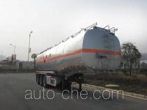 Dongfeng flammable liquid tank trailer EQ9401GRYT1