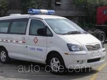 Dongfeng blood plasma transport medical car LZ5020XXJAQ7E