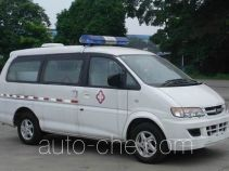 Dongfeng blood plasma transport medical car LZ5029XXJAQ7EN