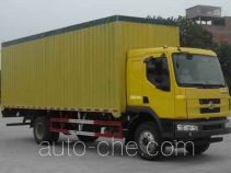 Chenglong soft top box van truck LZ5160CPYM3AA