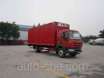Chenglong refrigerated truck LZ5163XLCM3AA