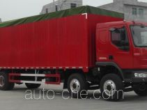Chenglong soft top box van truck LZ5250CPYM3CA