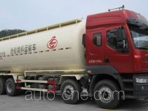 Chenglong low-density bulk powder transport tank truck LZ5310GFLM5FA